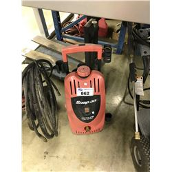 SNAP-ON 2000 PSI ELECTRIC PRESSURE WASHER
