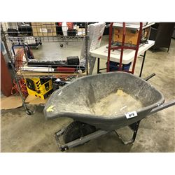 WHEELBARROW AND HAND TRUCK