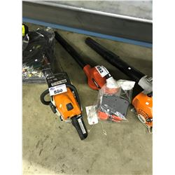 BLACK & DECKER ELECTRIC LEAF BLOWER
