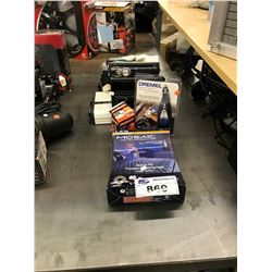 LOT OF AUTOMOTIVE PARTS AND SMALL TOOLS