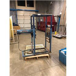 4001 LITTLE BUSTER HYDRAULIC MACHINE