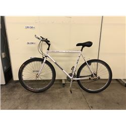 WHITE BRIDGESTONE MB-4 21 SPEED MOUNTAIN BIKE