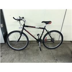 BLACK NORCO BUSH PILOT 21 SPEED MOUNTAIN BIKE