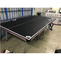 EASTPOINT FOLDING PING PONG TABLE