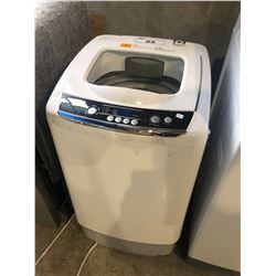 WHITE INSIGNIA PORTABLE TOP LOADING WASHER