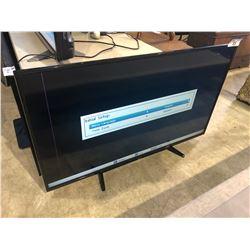 """TOSHIBA 55"""" LCD TV MODEL # 55L310E - LINE IN SCREEN"""