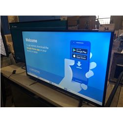 """TOSHIBA 50"""" LCD TV MODEL # 50L711E18"""