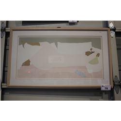 FRAMED ARTWORK - AFTERNOON NAP