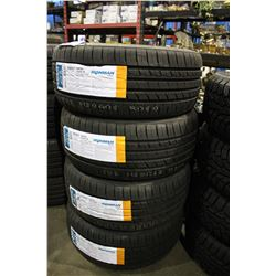 SET OF FOUR IRONMAN IMOVE GEN2 AS 205/40ZR17 84W XL M+S TIRES