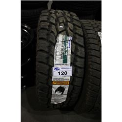 ONE TOYO TIRES OPEN COUNTRY A/TII LT285/65R18 125S/10PR TIRE
