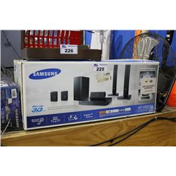 SAMSUNG BLU-RAY 3D/ HOME ENTERTAINMENT SYSTEM MODEL # HT-H5530