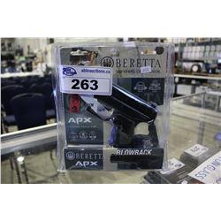 BERETTA APX CO2 AIR GUN