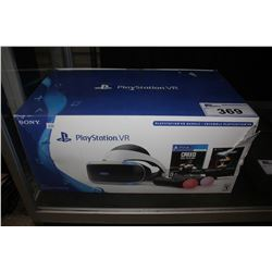 PLAYSTATION VIRTUAL REALITY BUNDLE