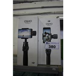 DJI OSMO 2 & OSMO MOBILE GIMBALS
