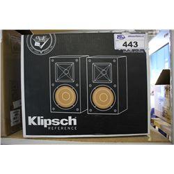 KLIPSCH R-14M MONITOR SPEAKER