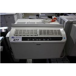 HAIER 6,000 BTU ROOM AIR CONDITIONER