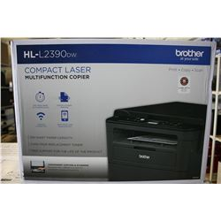 BROTHER HL-L2390DW COMPACT LASER MULTI-FUNCTION PRINTER