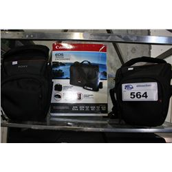 CANON & SONY CAMERA CASES