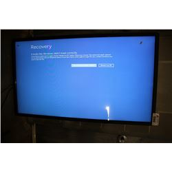 ELO 55 INCH INTERACTIVE DIGITAL SIGNAGE DISPLAY - ET5501L