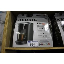 KEURIG K35 COFFEE MAKER