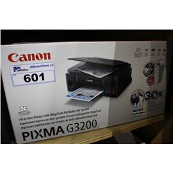 CANON PIXMA G3200 ALL IN ONE WIRELESS PRINTER