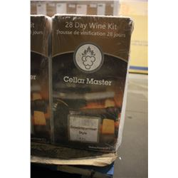 CELLAR MASTER GEWURZTRAMINER STYLE 28 DAY WINE KIT