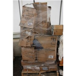 PALLET OF ASSORTED FOAM CUPS & MORE