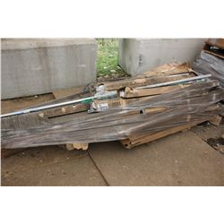 PALLET OF ELECTRIC BASEBOARD HEATERS & MORE