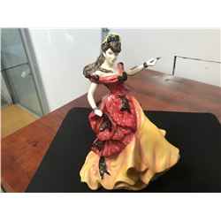 ROYAL DOULTON FIGURINE (BELLE HN 3703 / 1996 ISSUE)