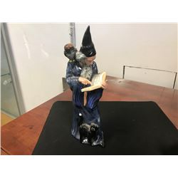 ROYAL DOULTON FIGURINE (THE WIZARD HN 2877 / 1978 ISSUE)