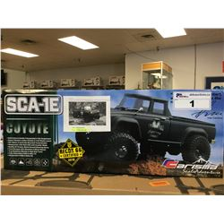 CARISMA SCA-1E 1/10 SCALE COYOTE 4WD SCALER RTR (FORWARD DRIVE DOESN'T WORK)