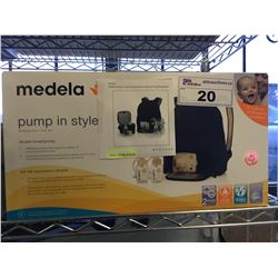 MEDELA PUMP-IN-STYLE DOUBLE ELECTRIC BREAST PUMP
