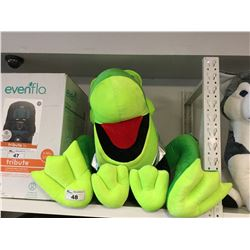 LARGE PLUSH FROG STUFFY