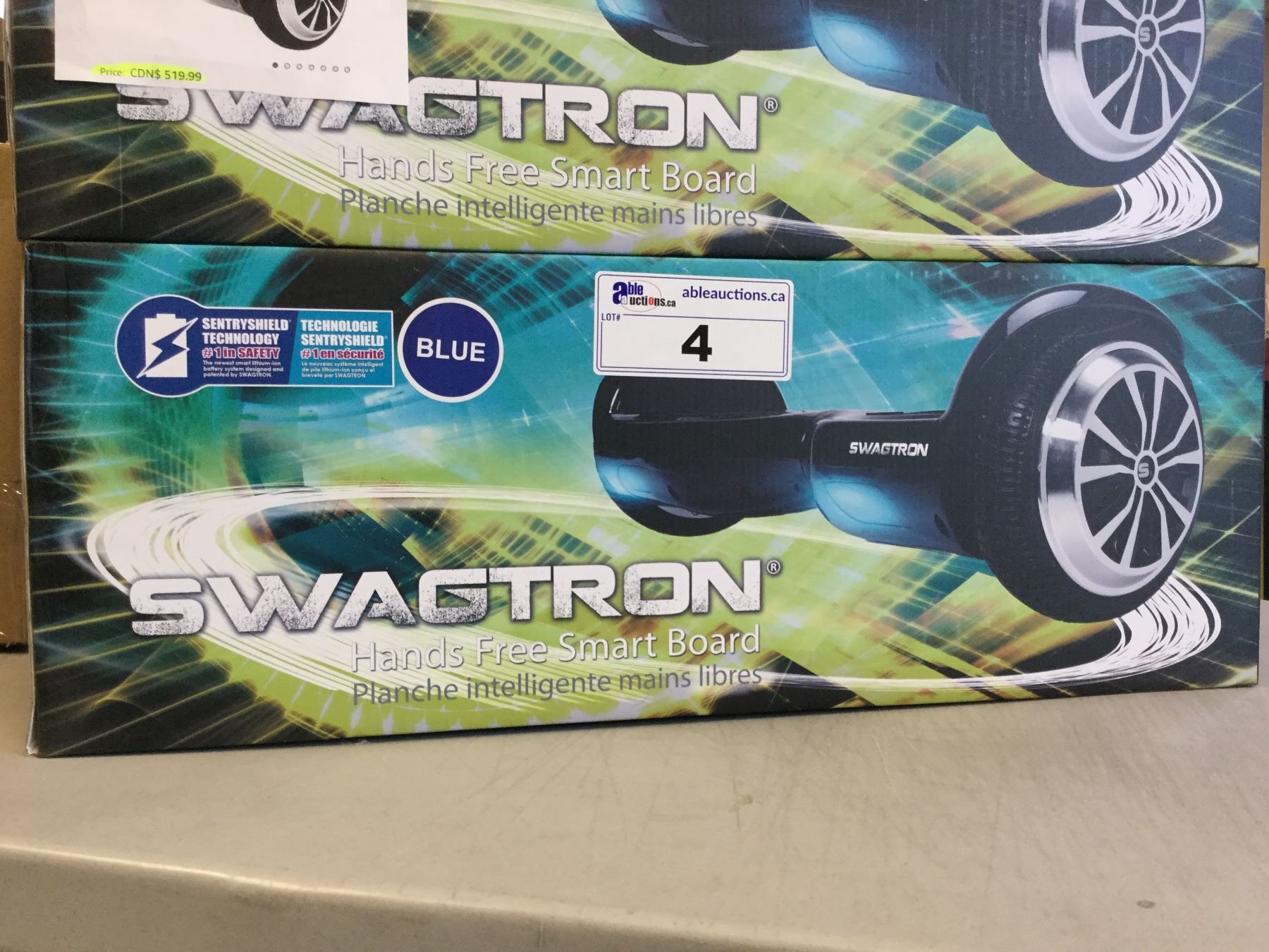 NEW SWAGTRON T1 UL 2272 HOVERBOARD ELECTRIC