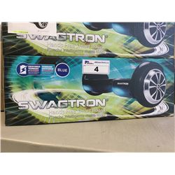 NEW SWAGTRON T1 UL 2272 HOVERBOARD ELECTRIC SELF BALANCING SCOOTER