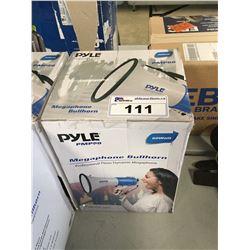 NEW PYLE PMP50 MEGAPHONE BULLHORN