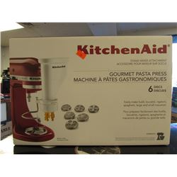 KITCHENAID GOURMET PASTA PRESS
