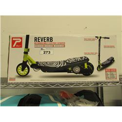NEW REVERB RECHARGEABLE ELECTRIC SCOOTER