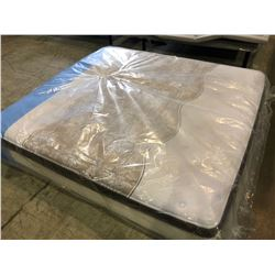 KING SERTA PILLOWTOP MATTRESS
