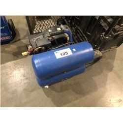 2.5 HP DUAL TANK AIR COMPRESSOR