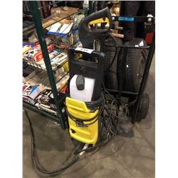 KARCHER ELECTRIC PRESSURE WASHER WITH WAND