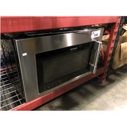 FRIGIDAIRE PROFESSIONAL STAINLESS STEEL OVER RANGE MICROWAVE - CPBM3077RFB