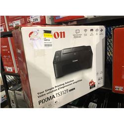CANON PIXMA TS3129 ALL-IN-ONE PRINTER