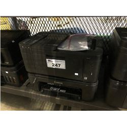 PAIR OF CANON ALL-IN-ONE PRINTERS
