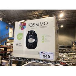 TASSIMO T20 COFFEE MAKER