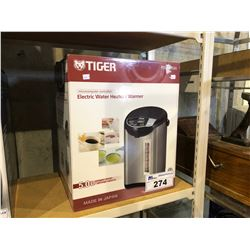 TIGER ELECTRIC WATER HEATER