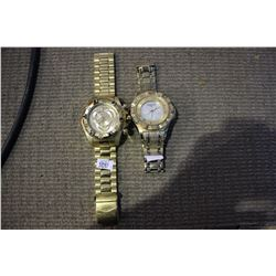 INVICTA RESERVE AND TECHNO COM BY KE WRIST WATCHES