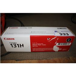 CANON 131H BLACK INK CARTRIDGE FOR IMAGECLASS MF624C/628C/8280C