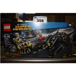 DC COMICS BATMAN KILLER CROC SEWER SMASH LEGO KIT (759 PCS)