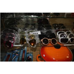 COLLECTION OF NEW SUNGLASSES